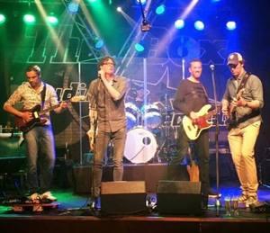 Concert met de band 'van Rooster'